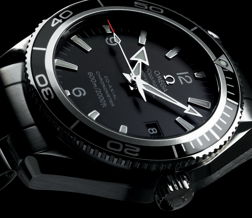 Planet Shoes Myer Oceanictime Omega Planet Ocean And James Bond Blood Stone