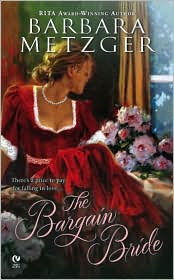 Review: The Bargain Bride by Barbara Metzger.