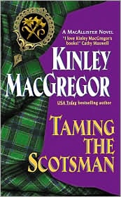 Review: Taming the Scotland by Kinley MacGregor.