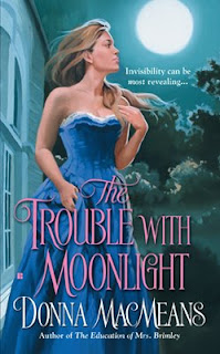 Review: The Trouble with Moonlight by Donna MacMeans.