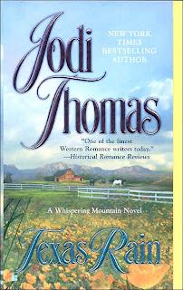 Review: Texas Rain by Jodi Thomas.
