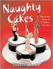 Christmas Gift Alert: Naughty Cakes Cookbook.
