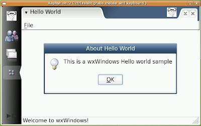 wxWindowsHildon