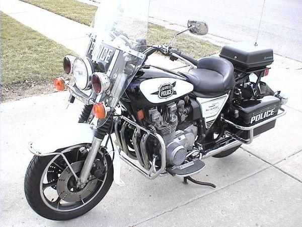 Jual Kawasaki Kz1000