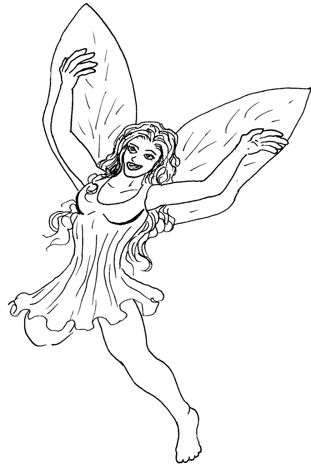 Wayne Tully Fantasy Art: Easy To Draw Fantasy Fairies