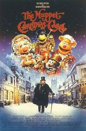 The Muppet Christmas Carol.Not Just Movies The Muppet Christmas Carol