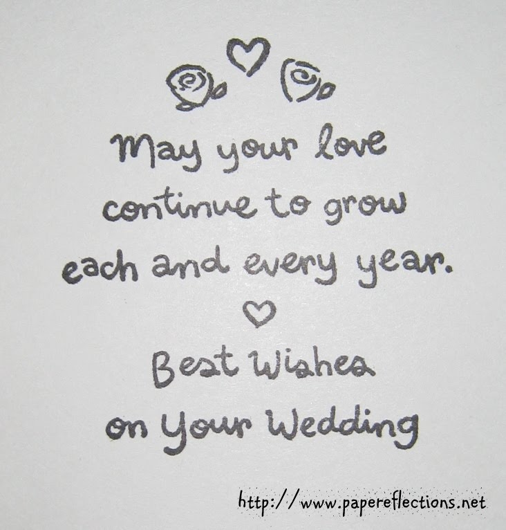 wedding greeting card messages