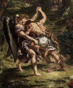 jacob-wrestle-with-god - Raised to Walk |Jacob Wrestles With God Meaning
