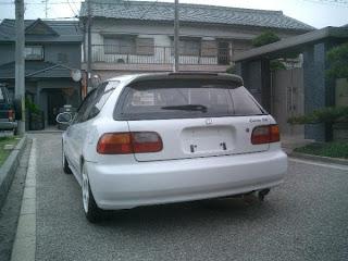 Modofied Cars BLOG    Honda Civic EG6