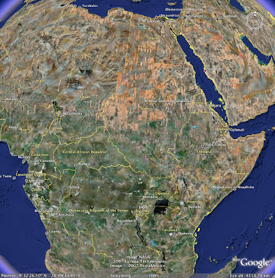map of africa with rivers and lakes. pictures rivers. africa map