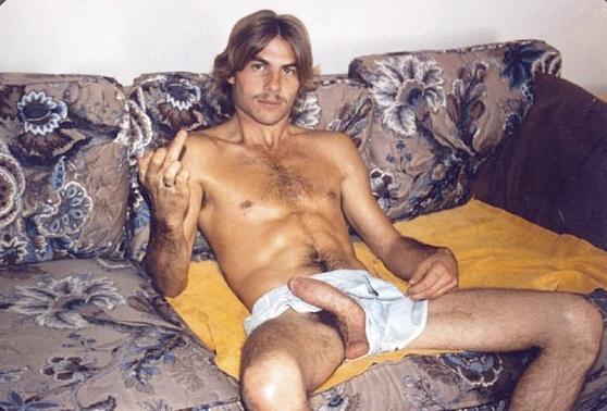 70s Porn Star Male