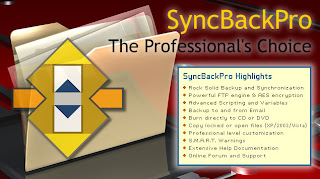 SyncbackPro Vs. 5.4.0.7 + Serial