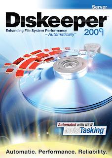 Diskeeper 2009 Vs. 13.0.835 + Serial
