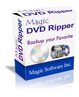 Magic DVD Ripper Vs. 5.2.1 + Keygen