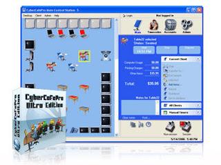 Cyber Cafe Pro Server Client Vs. 3.8 + Keygen PT-BR