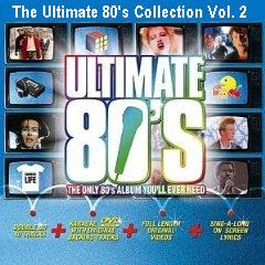 CD The Ultimate 80's Collection Vol. 2