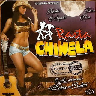 CD Forro Rasta Chinela Volume 8