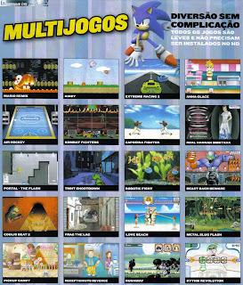 Multijogos 800 Games para PC