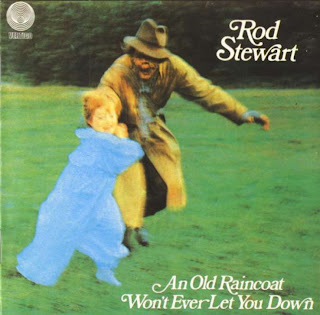 CD Rod Stewart - 1969 - An Old Raincoat Won't Ever Let You Down