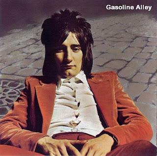 CD Rod Stewart - 1970 - Gasoline Alley