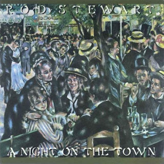 CD Rod Stewart - 1976 - A Night On The Town