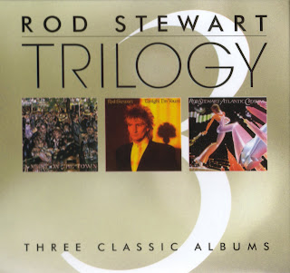 CD Rod Stewart - 2006 - Trilogy - Album - 1
