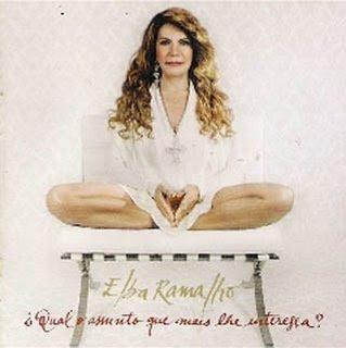 CD Elba Ramalho - Qual O Assunto Que Mais lhe Interessa