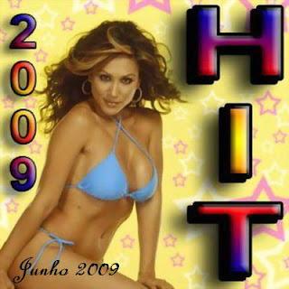 CD Coletanea  Hits Junho 2009