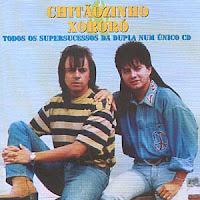 CD Chitãozinho & Xororó - Chitaozinho e Xororo - 1995