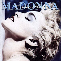CD Madonna - 1986 - True Blue