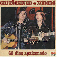 CD Chitãozinho & Xororó - 60 dias apaixonados 1979