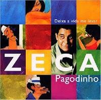 CD Zeca Pagodinho - Deixa A Vida Me Levar