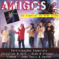 CD Amigos - Volume 2