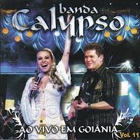 CD Banda Calypso Vol. 11 Ao Vivo em Goiania