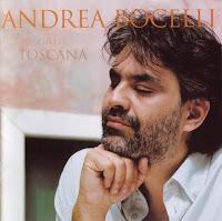 CD Andrea Bocelli Cieli Di Toscana