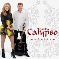 CD Banda Calypso Vol. 12 - Acústico