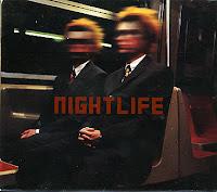 CD Pet Shop Boys - Nightlife Remixes