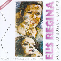 CD Elis Regina No Fino da Bossa Volume 3