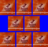CD América - Rodeio Trilha Sonora Nacional