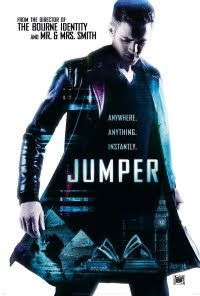 Get ready for the movie sequel to Jumper!