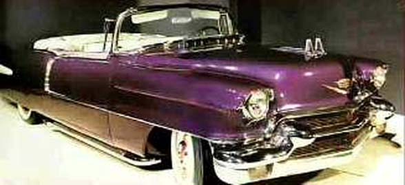 Elvis Presley And Cadillacs Collection All In One Garage