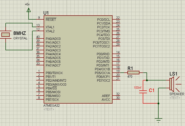 AVR PCM audio: Playing 8 bit PCM using any AVR