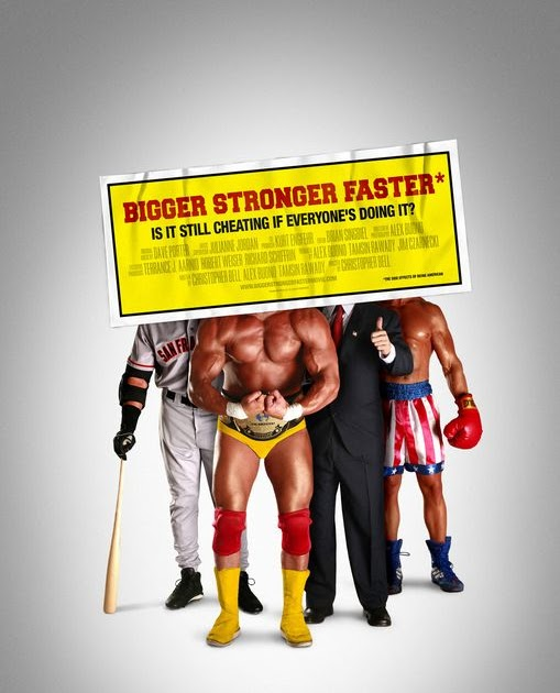 Documentary on steroids bigger stronger faster