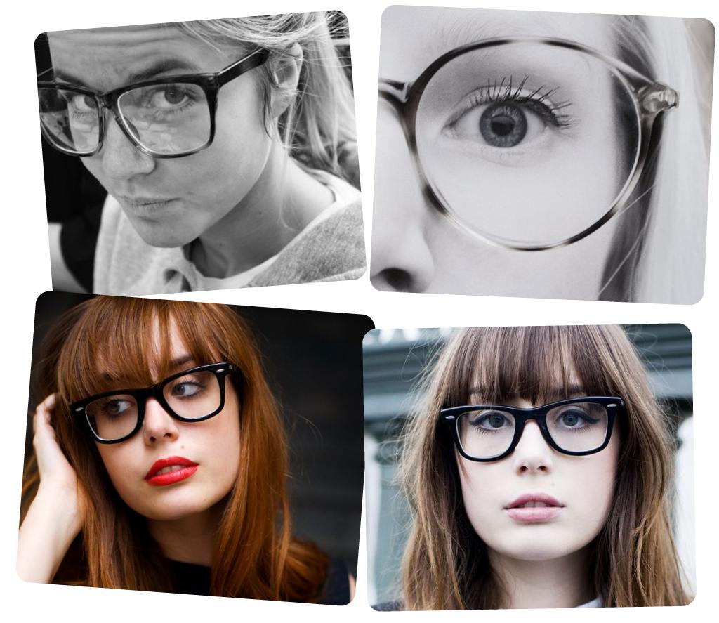 5af4eee1e Maquilhagem para quem usa óculos - Moda & Style