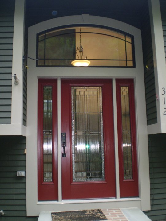 Bi Level Exterior Remodeling: My Red Raised Ranch 'Extreme' Makeover