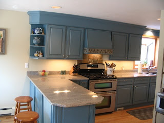 Kitchen Cabinets Makeover Painted