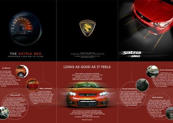 30 Modern Brochure Design Examples 101greatbrochures Of