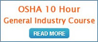 OSHA 10 Hour General Industry Course