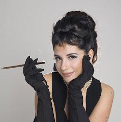 Mi disfraz de Audrey Hepburn II