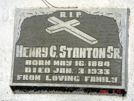 Henry C. Stanton Sr.